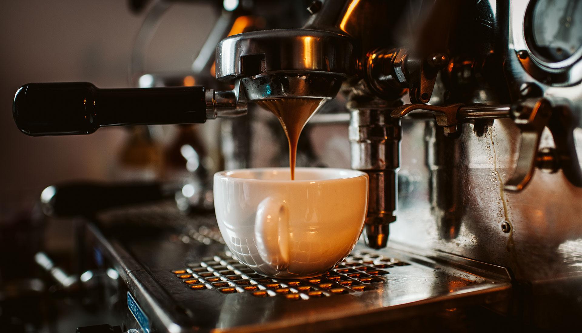 barista espresso coffee