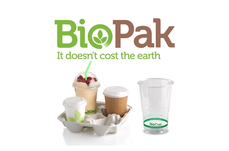 Eco-friendly BiopakPak