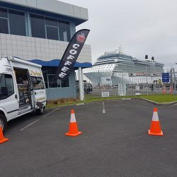 Tauranga Port Jan 2019